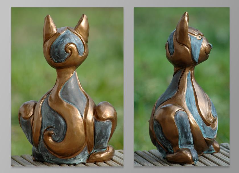 Fabuleux SotoDesign : Projets/Les sculptures de Sophie OP66